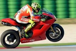 El GP de Alemania será la 250ª carrera para Valentino Rossi
