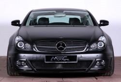 El Mercedes CLS más extremo gracias a MEC Design