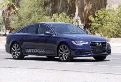 El nuevo Audi S6 cazado en los Estados Unidos