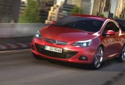 El nuevo Opel Astra GTC se ofrece en una edición limitada