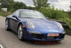 El Porsche 911 991 2012 totalmente al descubierto