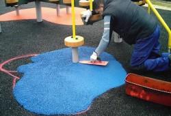 El proyecto ECO-Rubber estudia la posibilidad de fabricar mobiliario urbano con caucho reciclado de neumáticos