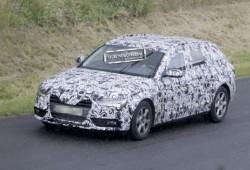El restyling del Audi A4 ya está en marcha