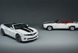 Equipamiento del Chevrolet Camaro 2012 para España