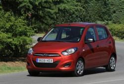Equipamiento de la nueva gama Hyundai i10 2011 para España