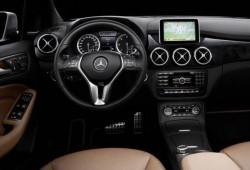 Filtrado el interior del Mercedes-Benz Clase B 2012