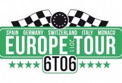 Finaliza la ruta 6to6 Europe Tour 2011