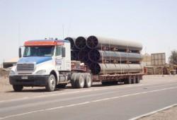 Fomento concede ayudas a los transportistas autónomos para facilitar su retirada