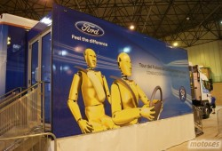Ford Safety Tour - Sevilla