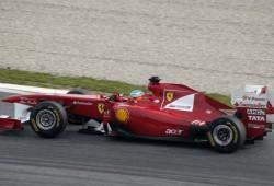 GP Alemania 2011, Libres 1: Alonso por delante de Red Bull