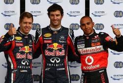 GP Alemania 2011: pole para Mark Webber, Alonso solo cuarto