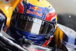 GP Gran Bretaña 2011, Libres 1: Webber el más rápido