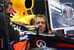 GP Gran Bretaña 2011, Libres 3: Vettel, el más rápido