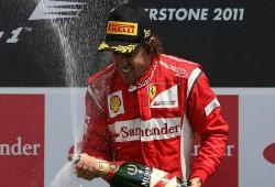 GP Gran Bretaña 2011: primera victoria del año para Fernando Alonso
