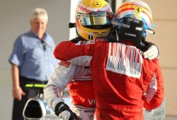 Hamilton y Alonso, los pilotos que más antipatía acarrean, para los alemanes