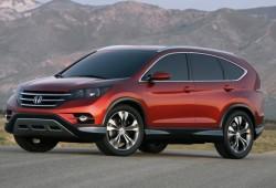 Se ha presentado el Honda CR-V Concept