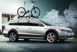 Más información sobre el Volkswagen CrossPassat