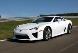 Lexus dispone de un sistema de asistencia en carretera para su LFA