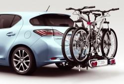Lexus ofrece un programa de accesorios para el CT 200h