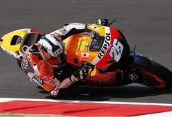 Los pilotos de Honda contentos con la carrera de Sachsenring