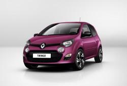 Más imágenes del nuevo Renault Twingo 2012