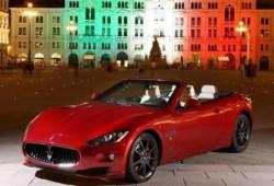 Maserati GranCabrio Sport Rosso Trionfale, otro homenaje a Fangio