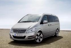 Mercedes-Benz muestra el Viano Vision Pearl. Lujo a grandes rasgos
