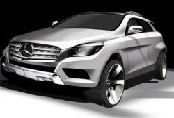 Mercedes planea un rival para el BMW X6. El supuesto MLC