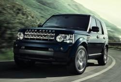 Nueva gama Land Rover Discovery 4 2012