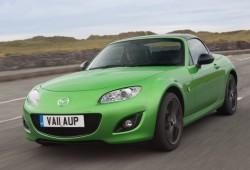 Nueva serie especial Sport Black para el Mazda MX-5 y Mazda 2