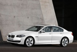 Nuevo BMW Serie 5 520d EfficientDynamics. Tan sólo 4,5 L/100 km
