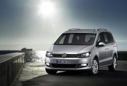 Nuevo motor diésel para el Volkswagen Sharan