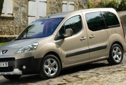 Nuevo Peugeot Partner con tecnología e-HDI