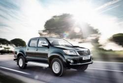 Nuevo Toyota Hilux 2012