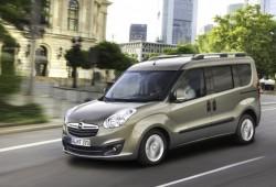 Opel presenta el nuevo Combo 2012