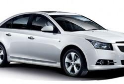 Pequeños cambios para el Chevrolet Cruze (de momento para Corea del Sur)