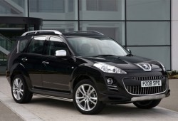 Peugeot renueva la gama del 4007