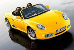 Porsche confirma la producción de un Boxster de entrada de gama