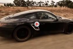 Porsche nos muestra parte del 911 2012