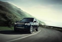 Precios para la gama 2012 del Land Rover Discovery 4