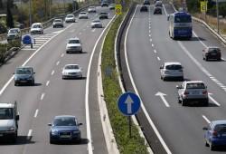 Presentación de las nuevas señalizaciones para los tramos de mayor riesgo de colisión