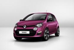 Primera foto oficial del facelift del Renault Twingo