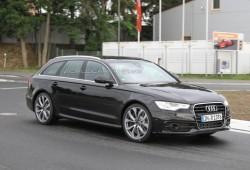 Primeras fotos del Audi S6 Avant 2012 ¡Sin camuflaje!