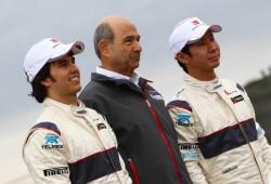 Sauber confirma a Pérez y Kobayashi para 2012
