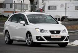 Seat prepara una versión FR del Ibiza Sport Tourer
