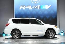 Toyota confirma que la RAV4 eléctrica llegará en 2012
