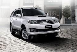 Toyota presentó la versión SUV de la nueva pick-up Hilux