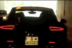 Video espía del Porsche 911 2012