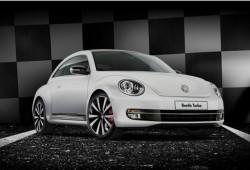 Nuevo Volkswagen Beetle Turbo Black & White en edición limitada