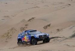 Volkswagen todavía no resolvió si corre el Dakar 2012